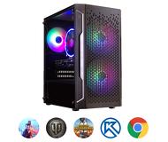 Компьютер Зеон для современных онлайн игр, кино и интернета [J70]